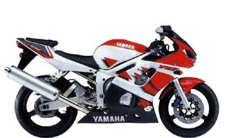 Yamaha YZF-R6 Typ:RJ03